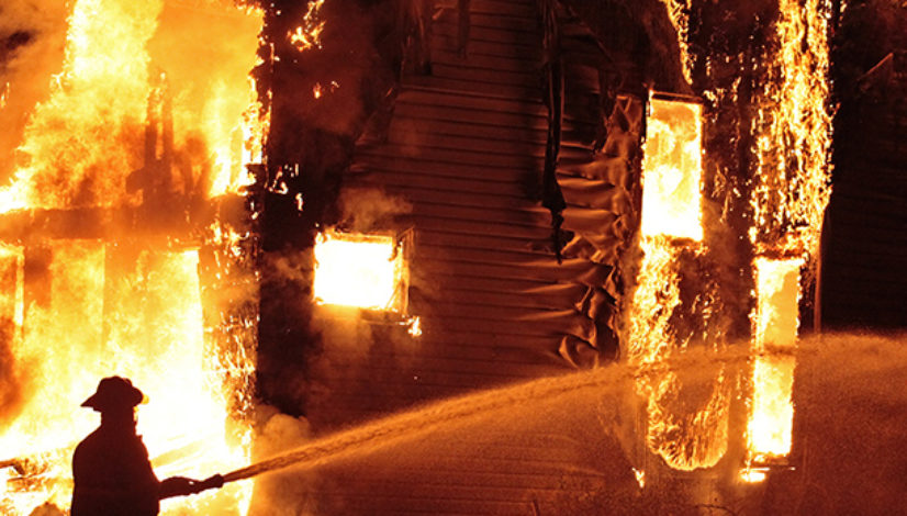 fire damage insurance