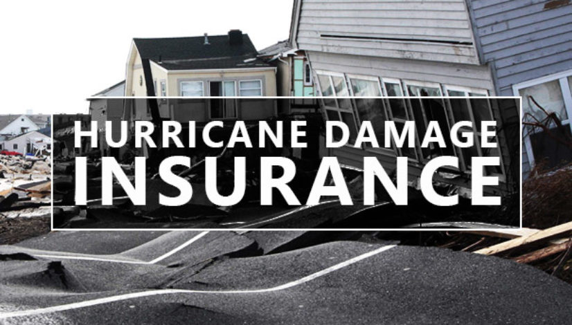 hurricane damage insurance