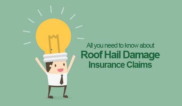Roof Hail Damage Insurance