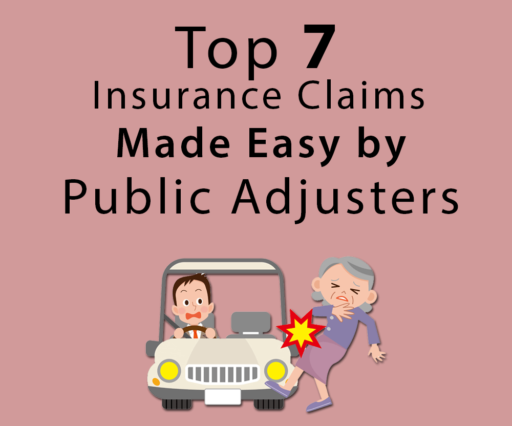 Top Insurance Claims