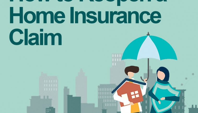 How to Reopen a Home Insurance Claim