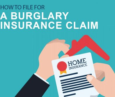 how to file a burglary insurance claim