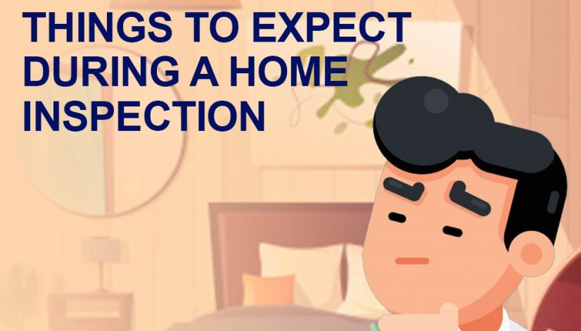 things to expect during a home inspection