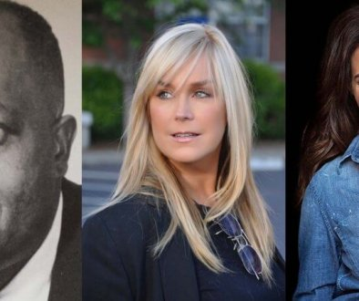 Tiffany Fallon, Catherine Hickland and James A. Dallas