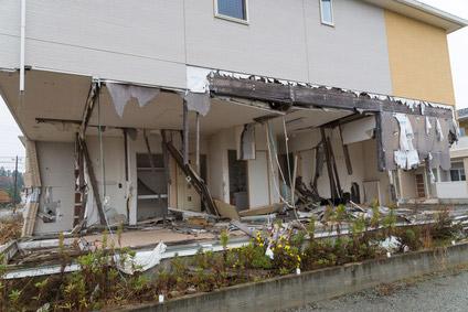 major disaster insurance claim