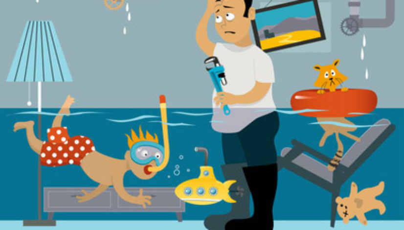 public adjuster water damage claim