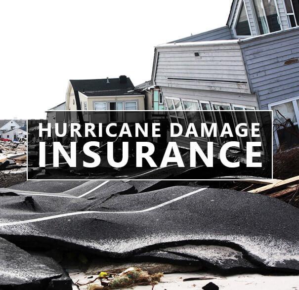 hurricane damage insurance